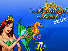 Клуб Вулкан онлайн Mermaid's Pearl Deluxe