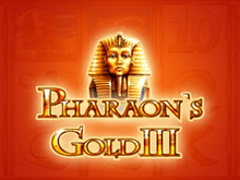 Вулкан клуб онлайн Pharaohs Gold III
